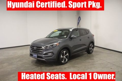 Certified Pre-Owned 2016 Hyundai Tucson Sport FWD 4D Sport Utility