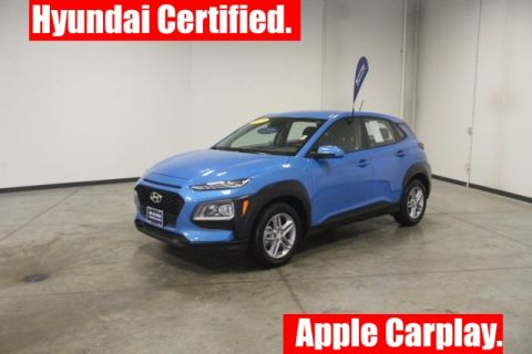 Certified Pre-Owned 2019 Hyundai Kona SE FWD 4D Sport Utility